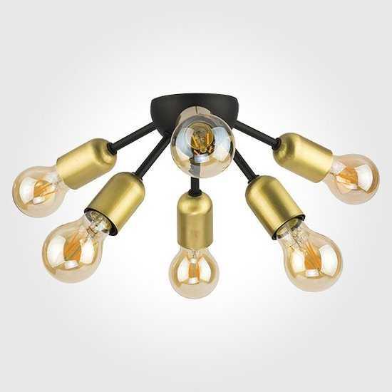 Фото №2 Потолочный светильник 1467 Estrella Black