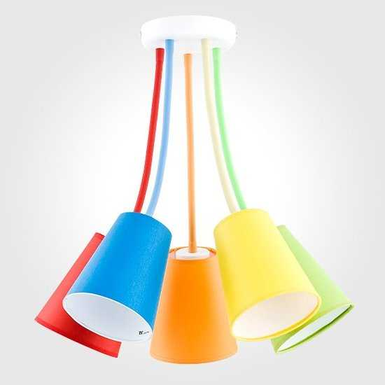 Светильник 2107 Wire Colour фото