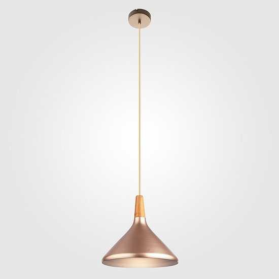 Подвесной светильник 70051/1 перламутровое золото фото