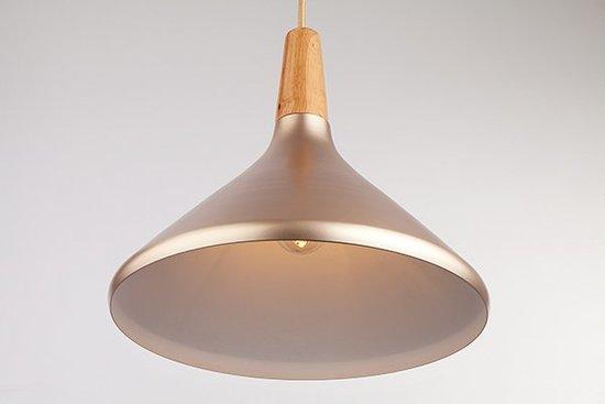 Фото №5 Подвесной светильник 70051/1 перламутровое золото