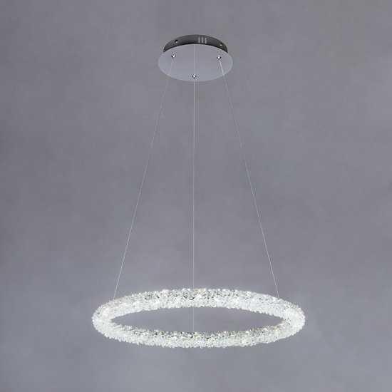 Фото №2 Светодиодный светильник с хрусталем 416/1 Strotskis