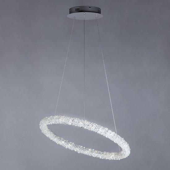Фото №4 Светодиодный светильник с хрусталем 416/1 Strotskis