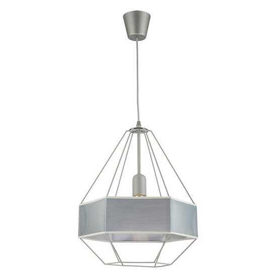 Подвесной светильник 1528 Cristal Grey фото