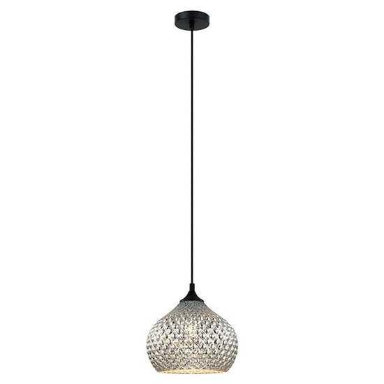 Подвесной светильник 50053/1 серебряный фото