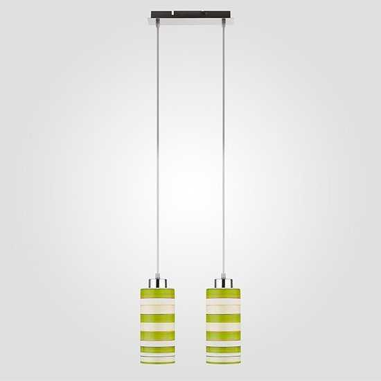 Подвесной светильник 50044/2 хром фото