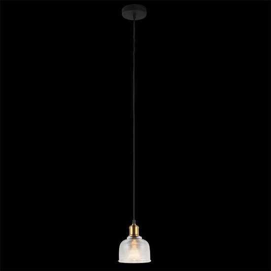 Подвесной светильник 50027/1 прозрачный фото