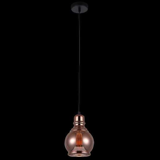 Подвесной светильник 50025/1 медь фото