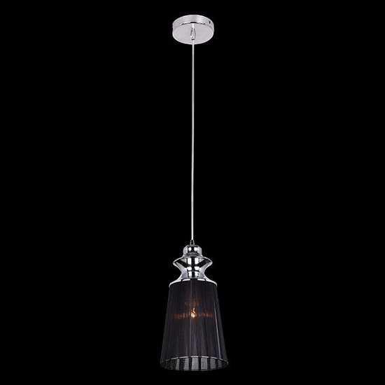 Подвесной светильник 50015/1 хром фото