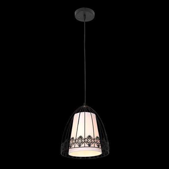 Подвесной светильник 50075/1 черный фото