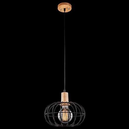 Подвесной светильник 50076/1 светлое дерево фото