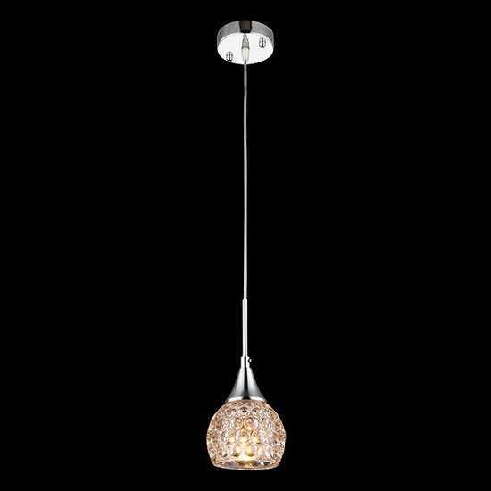 Подвесной светильник 50079/1 хром фото