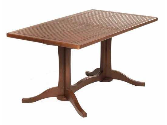 """Стол деревянный прямоугольный """"Жардин"""" фото"""