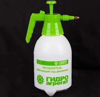 Распылитель пневматический 2 литра фото