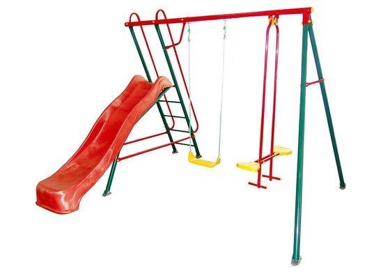 Детский игровой комплекс Солнышко - 5 с 422 фото