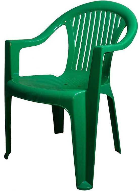Кресло пластиковое Классик фото