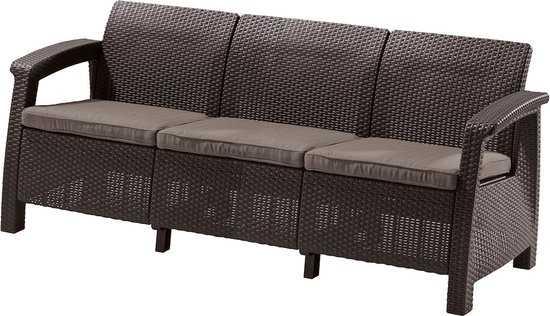 Трехместный диван CORFU LOVE SEAT MAX фото