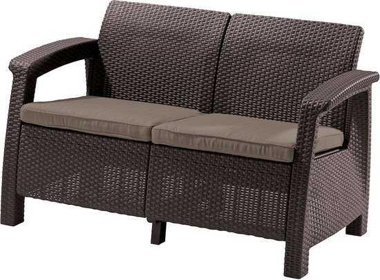 Двухместный диван CORFU LOVE SEAT фото
