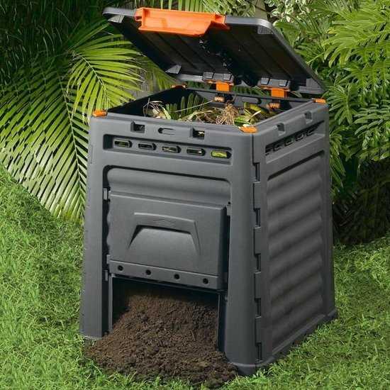 Компостеры пластиковые KETER Eco Composter фото