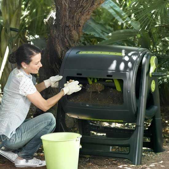 Компостеры пластиковые KETER Compost Mixer фото