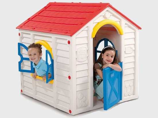 Детский игровой домик для детей Rancho фото