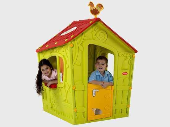 Детский игровой домик Magic фото