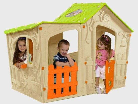Детский игровой домик Magic Villa фото