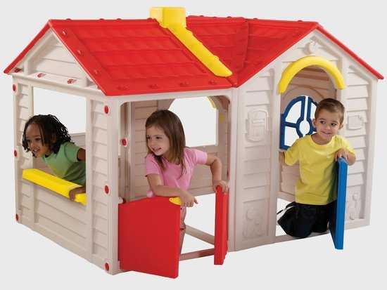 Детский игровой домик Garden Villa фото