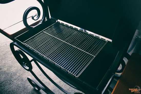 Решетка для барбекю ПР-3 фото