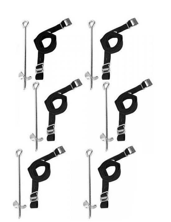 Набор для крепления батута Anchor Kit 6pcs фото