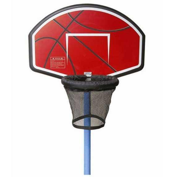 Баскетбольный щит для батута DFC ZY-BAT фото