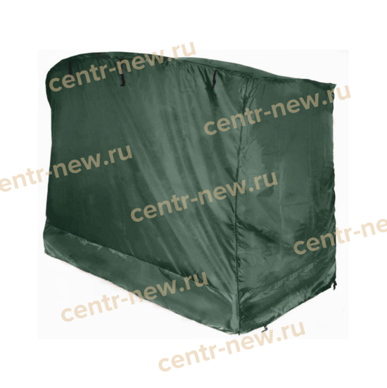 Чехол для садовых качелей с дугообразной крышей фото