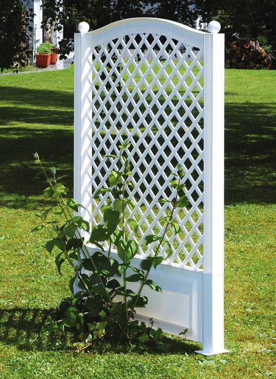 Садовая шпалера с штырями для установки в землю 37701 фото