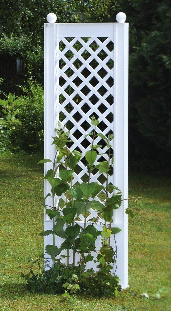 Садовая декоративная шпалера с штырями для установки в землю 37801 фото