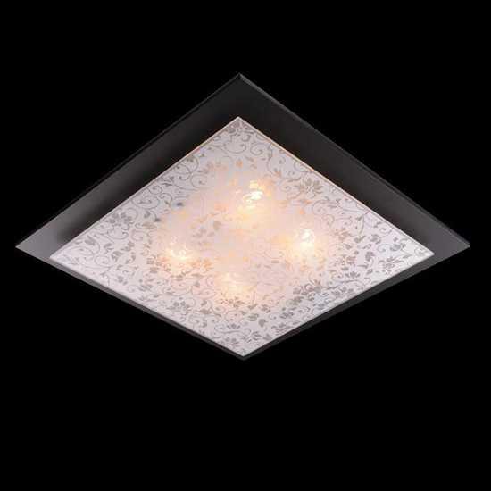 Потолочный светильник 2761/4 венге фото