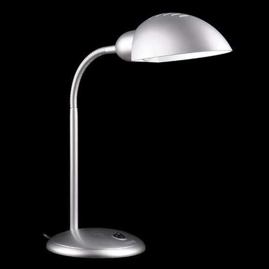 Фото №2 Настольная лампа 1926  серебристый