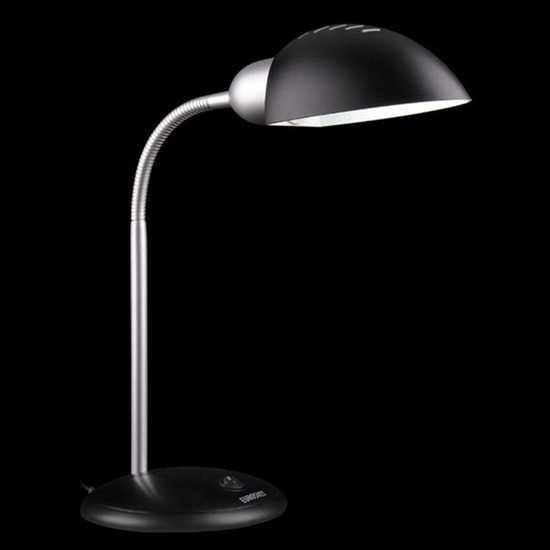 Настольная лампа 1926  черный фото