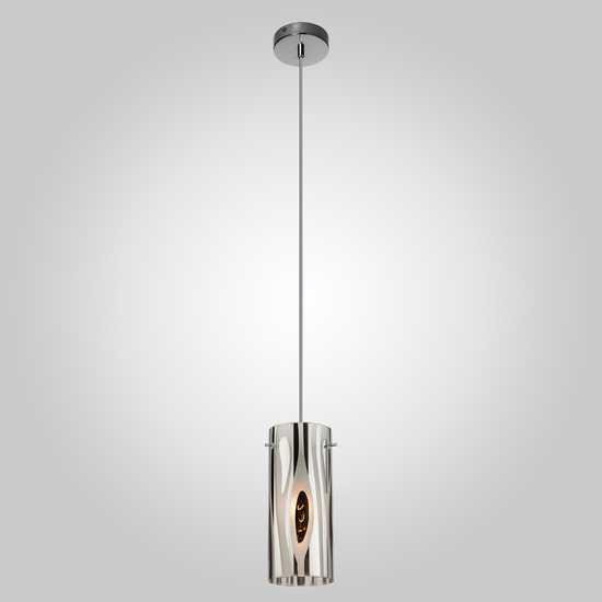 Подвесной светильник 1575/1 хром фото