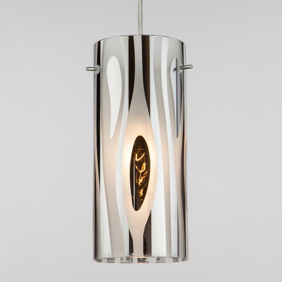 Фото №4 Подвесной светильник 1575/1 хром