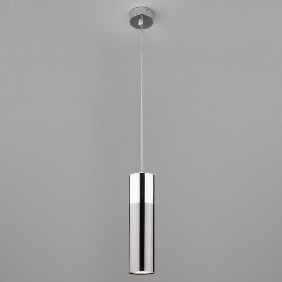 Фото №3 Подвесной светильник 50135/1 LED хром/черный жемчуг