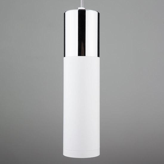 Фото №3 Подвесной светильник 50135/1 LED хром/белый