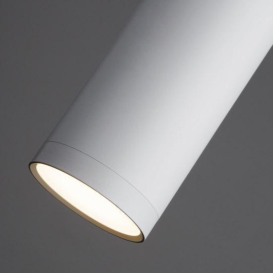 Фото №4 Подвесной светильник 50135/1 LED хром/белый
