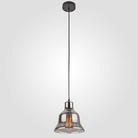 Подвесной светильник 50039/1 дымчатый фото