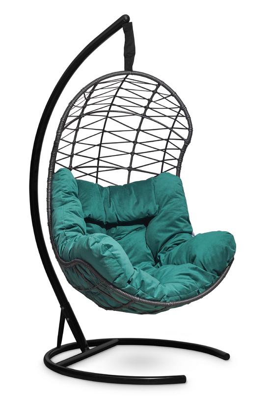 Фото №3 Подвесное кресло-кокон БАРСЕЛОНА + каркас