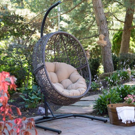 Подвесное кресло МАЛАГА фото