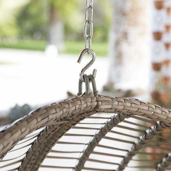 Фото №5 Подвесное кресло-кокон САЛЬДИВИЯ