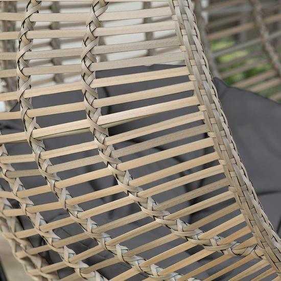 Фото №8 Подвесное кресло-кокон САЛЬДИВИЯ