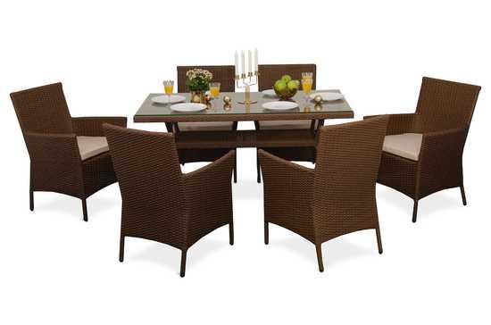 Комплект мебели ПРАГА фото