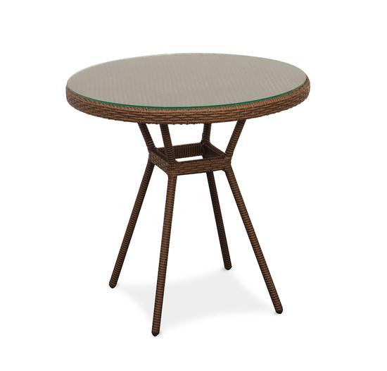 Стол круглый Санторини фото