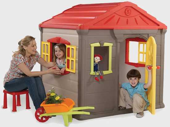 Детский домик JUMBO фото