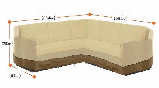 Фото №3 Чехол для дивана